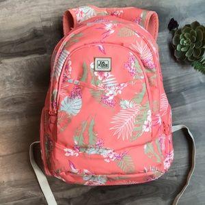 DAKINE 25L prom floral backpack - tons of storage!